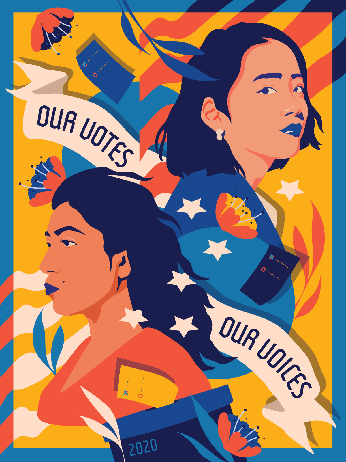 Our Votes, Our Voices